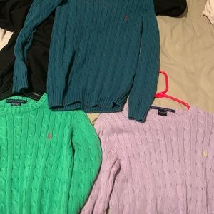 Polo Sweaters 😍